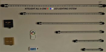 ALL IN ONE RGBW LED LIGHTING SYSTEMS